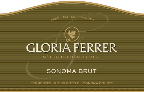 Gloria Ferrer NV  Sonoma Brut 750 mL