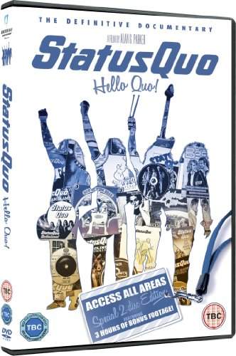 Status Quo - Hello Quo Access All Areas Edition [DVD]