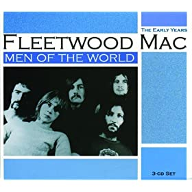 Cover image of song Leaving town blues by Fleetwood Mac