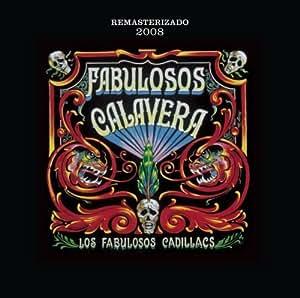 Los Fabulosos Calaveras by Los Fabulosos Cadillacs [Music CD