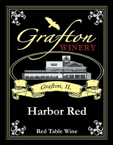 Nv The Grafton Winery Harbor Red 750 Ml
