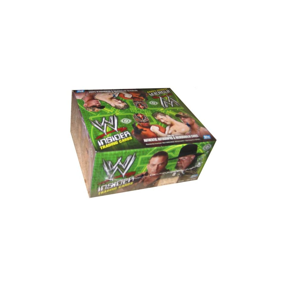Topps WWE Insider Hobby Edition Trading Cards Box (24 Packs)