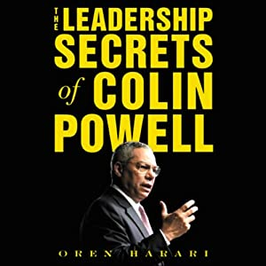 The Leadership Secrets of Colin Powell Audiobook