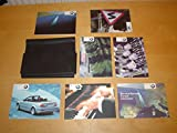 BMW E46 3 SERIES CONVERTIBLE OWNERS HANDBOOK c/w WALLET (1998 - 2005) - 318Ci 320Ci 325Ci 330Ci CABRIOLET (318 320 325 330 Ci) OWNER'S HAND BOOK MANUAL BMW