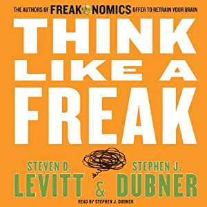 Think Like a Freak Audiobook
