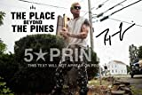 Ryan Gosling The Place Beyond The Pines Signed PP Photo Poster Print 12x8