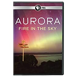 Aurora: Fire in the Sky DVD