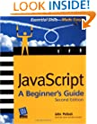 JavaScript: A Beginner's Guide, Second Edition