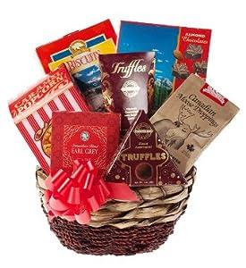 Canadiana - Gift Gourmet Basket