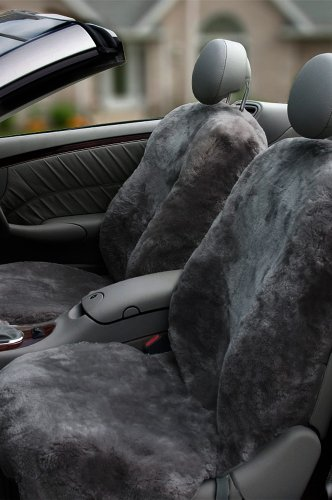 Sheepskin Carseat Covers front-887150