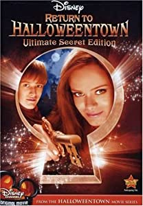 Return To Halloweentown Ultimate Secret Edition from Walt Disney Video