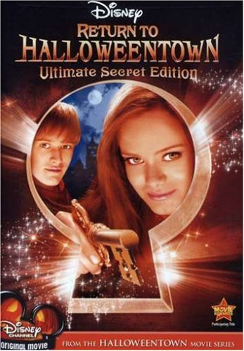 Cover art for  Return to Halloweentown (Ultimate Secret Edition)