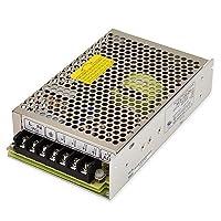 LEDwholesalers 100 Watt 24 Volt Single Output UL Switching Power Supply, 3258