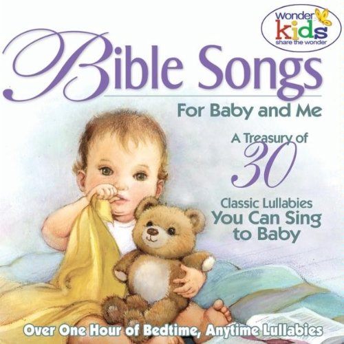 Wonder Kids Sing Bible Songs For Baby And Me - A Treasury Of 30 Classic Lullabies You Can Sing To Baby front-208565