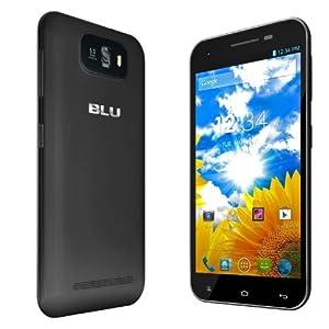 BLU Studio 5.5 D610a Unlocked Dual SIM GSM Phone (Grey)