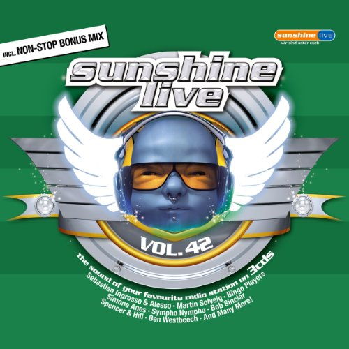 VA-Sunshine Live Vol.42-Trackfixes-3CD-2012-MST Download