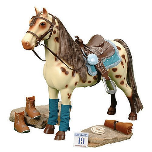 Our Generation Appaloosa Rodeo Riding Horse - Buy Our Generation Appaloosa Rodeo Riding Horse - Purchase Our Generation Appaloosa Rodeo Riding Horse (Our Generation, Toys & Games,Categories,Stuffed Animals & Toys,Animals,Horses)