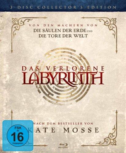 Das verlorene Labyrinth [Blu-ray] [Collector's Edition]