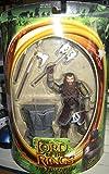 Gimli with Battle Axe Swinging Action