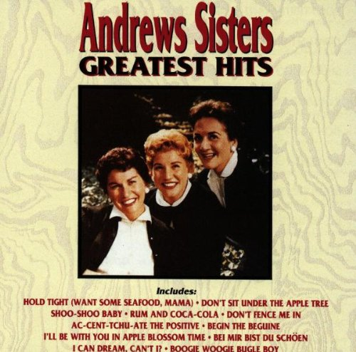 The Andrew Sisters – Greatest Hits – LP – FLAC – 1971 – LoKET