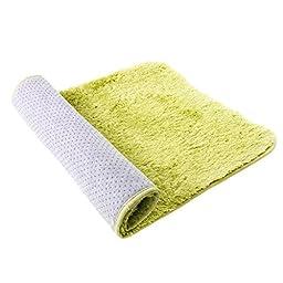 Rugs - Nonslip Homely Fluffy Floor Area Door Rag - Mat Bath Runner - for Home, Living room, Sofa, Bedroom, Bathroom, Toilet, Kitchen - placed indoor outdoor - Rectangular by HomeFlav