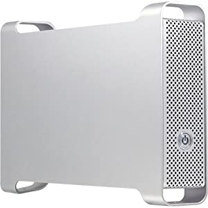Macally G-S350SUA Hi-Speed eSATA/FireWire/USB2.0 Storage Enclosure for 3.5-Inch SATA HDD