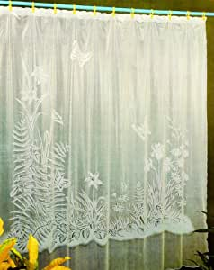 Shower Curtain 70x72 Inches Vinyl With 12 White Hooks Clear G