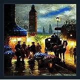 The Arrival - ArtsNyou Printed Paintings - B00QA0YPC8