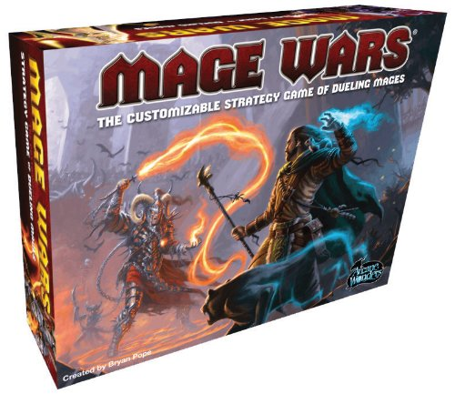 Gift Idea: Mage Wars Game