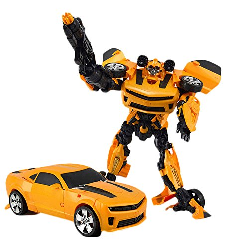 King Ma Robot Transformers Rotf Human Alliance Bumblebee with Sam