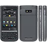 NEC Terrain AT&T Android QWERTY WaterProof DustProof Rugged PTT Smart Phone