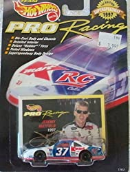 Hot Wheels 1997 1:64 Pro Racing Jeremy Mayfield K-mart #37 Ford Thunderbird
