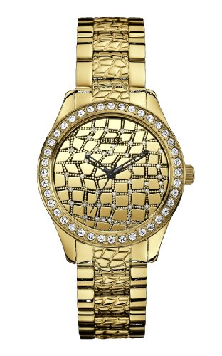 Guess Croco Glam Ladies Watch W0236L2