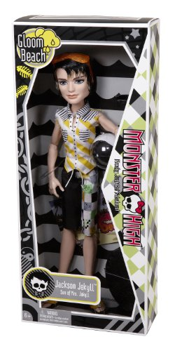 Jackson Jekyll Doll Monster High Gloom Bea...