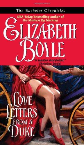 Love Letters From A Duke Elizabeth Boyle