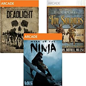 Microsoft 5-Game Arcade Pack [Download]