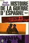 Histoire de la guerre d'Espagne. tome 2. par Thomas