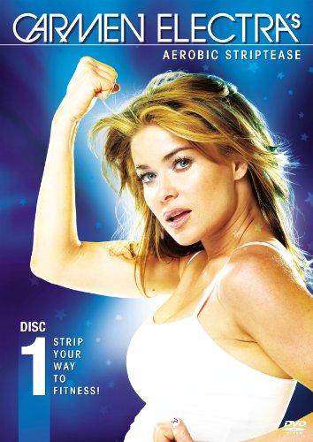 Carmen Electra's Aerobic Striptease [DVD] [Region 1] [US Import] [NTSC]
