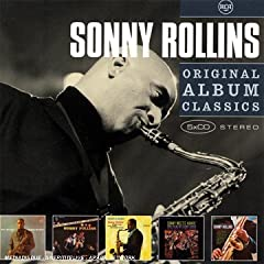 Sonny Rollins Original Album Classics cover