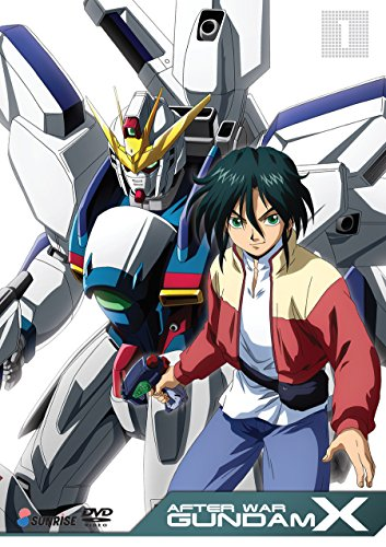 After War Gundam X: Collection 1