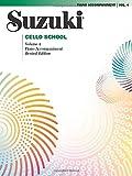 Suzuki Cello School: Piano Accompaniment