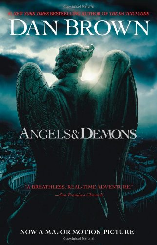 Cover of Angels & Demons - Movie Tie-In: A Novel