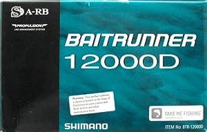 Shimano Baitrunner D Spinning Reel (4.8:1)