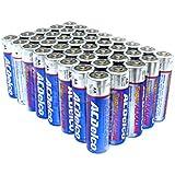 ACDelco AA Super Alkaline Batteries, 40-Count