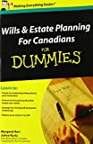 img - for Wills and Estate Planning For Canadians For Dummies book / textbook / text book