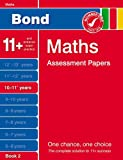 David Clemson Bond Maths Assessment Papers 10-11+ Years Book 2