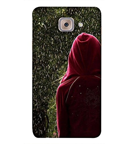 PrintVisa Designer Back Case Cover For Samsung Galaxy On Max (Kiss Love Romance Beauty Beautiful)