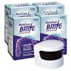 Retainer Brite 1 Year Supply (384 Tablets) Plus Cordless Sonic Cleaner Oral Care