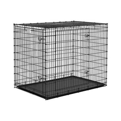"Solution Series Ginormous Double Door Crate 54"" X 37"" X 45"" (2 Pack)"