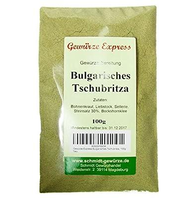 Gewürze-Express Bulgarisches Tschubritza, 100g von Gewürze-Express auf Gewürze Shop
